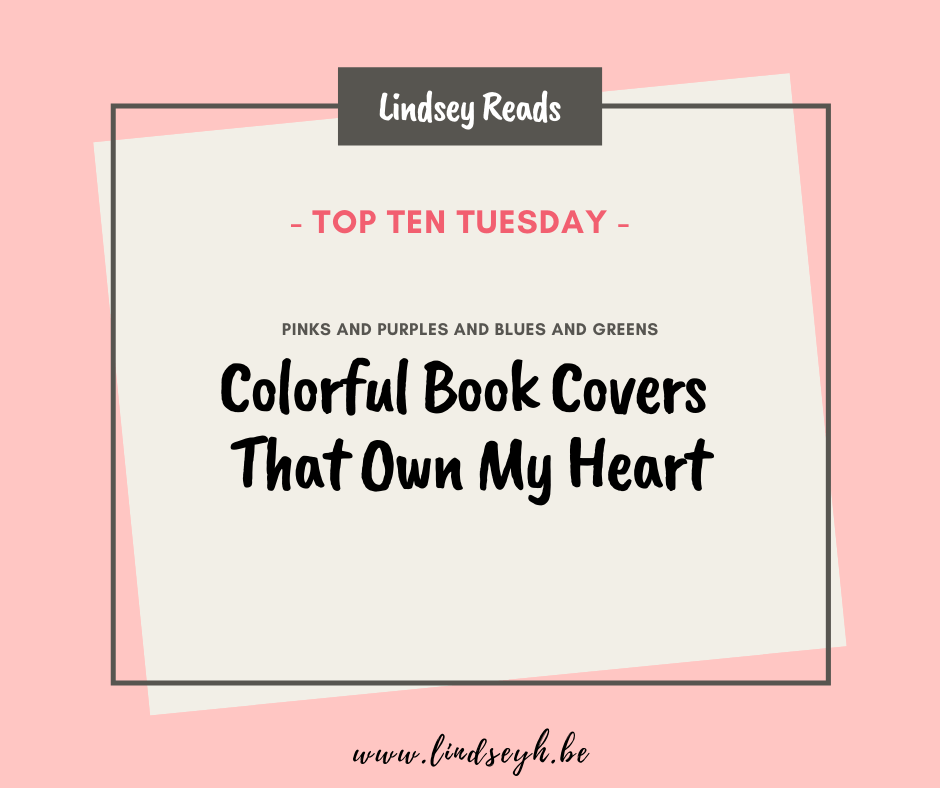 20210420 Colorful book covers