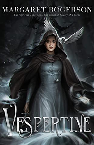 Vespertine by Margaret Rogerson