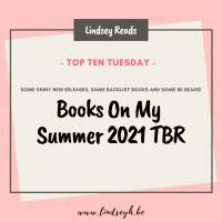 Books On My Summer 2021 TBR