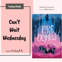 Lore Olympus: Volume One by Rachel Smythe {Can't Wait Wednesday}