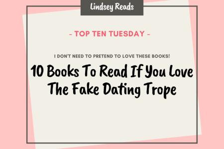 20210928 Fake Dating Trope