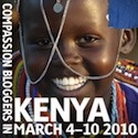 Compassion Bloggers - Kenya