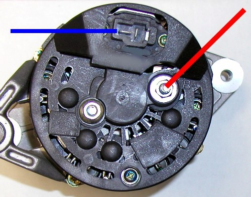 race car alternator wiring diagram 3 way switch guitar cam tower removal help pelican parts forums