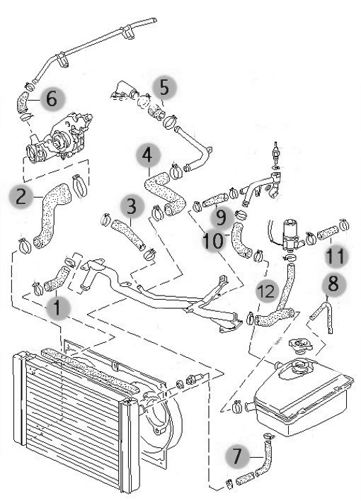 3000gt Alternator Wiring Diagram 944t Early 86 87 At Lindsey Racing Your Porsche