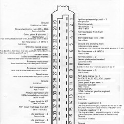 Porsche 944 Starter Wiring Diagram Electrolux Oven Which Dme Pins Are The Speed And Reference Sensor Grounds - Rennlist Discussion Forums