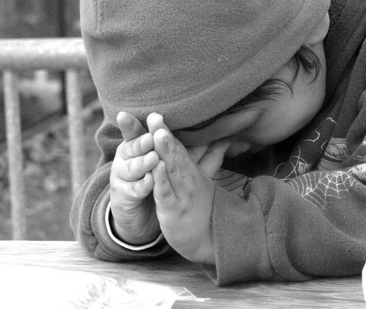 Insulted? Pray.