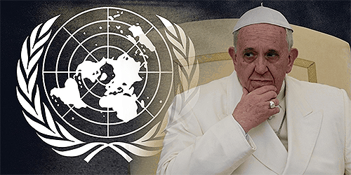 Pope Francis - United Nations UN