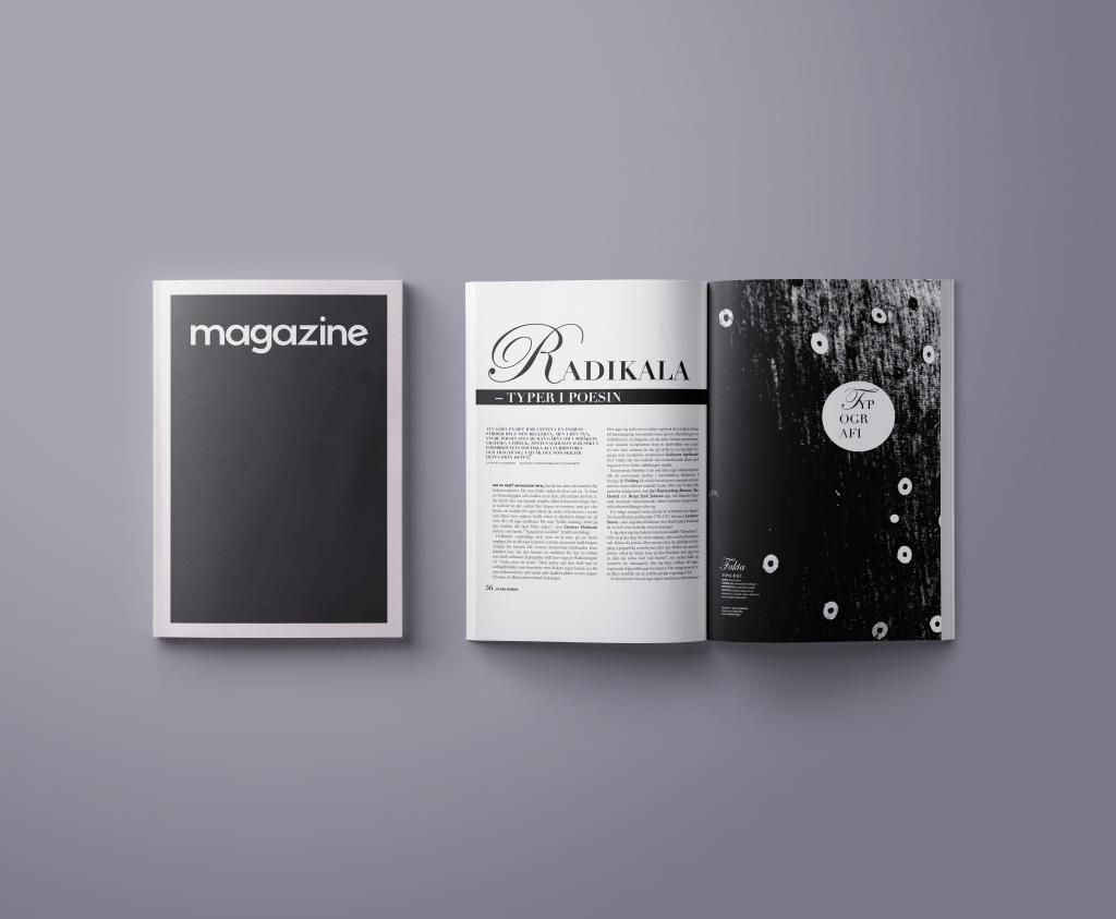 Magazine – Design & Layout « Jenny Lindström