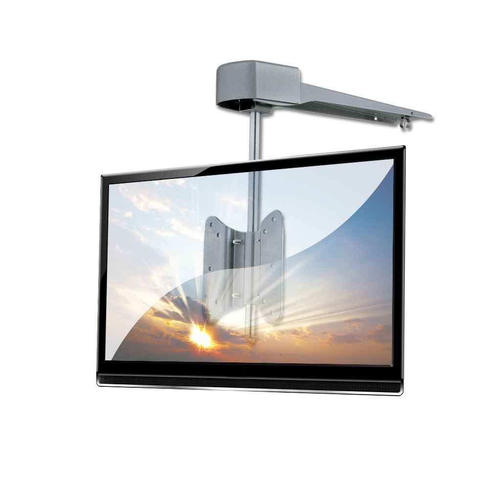 Under Kitchen Cabinet LCD  LED TV Wall Bracket Mount for