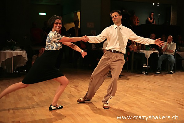 Crazy Cup 2009 Crazy Shakers Dance Night  Boogie