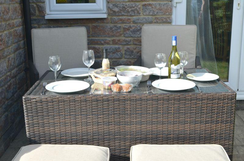 ASDA garden furniture review