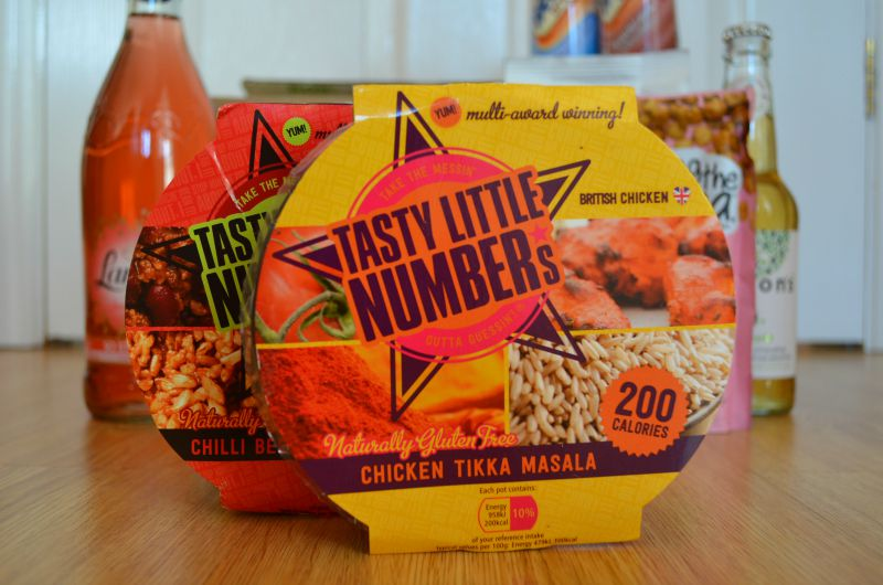 Tasty Little Numbers