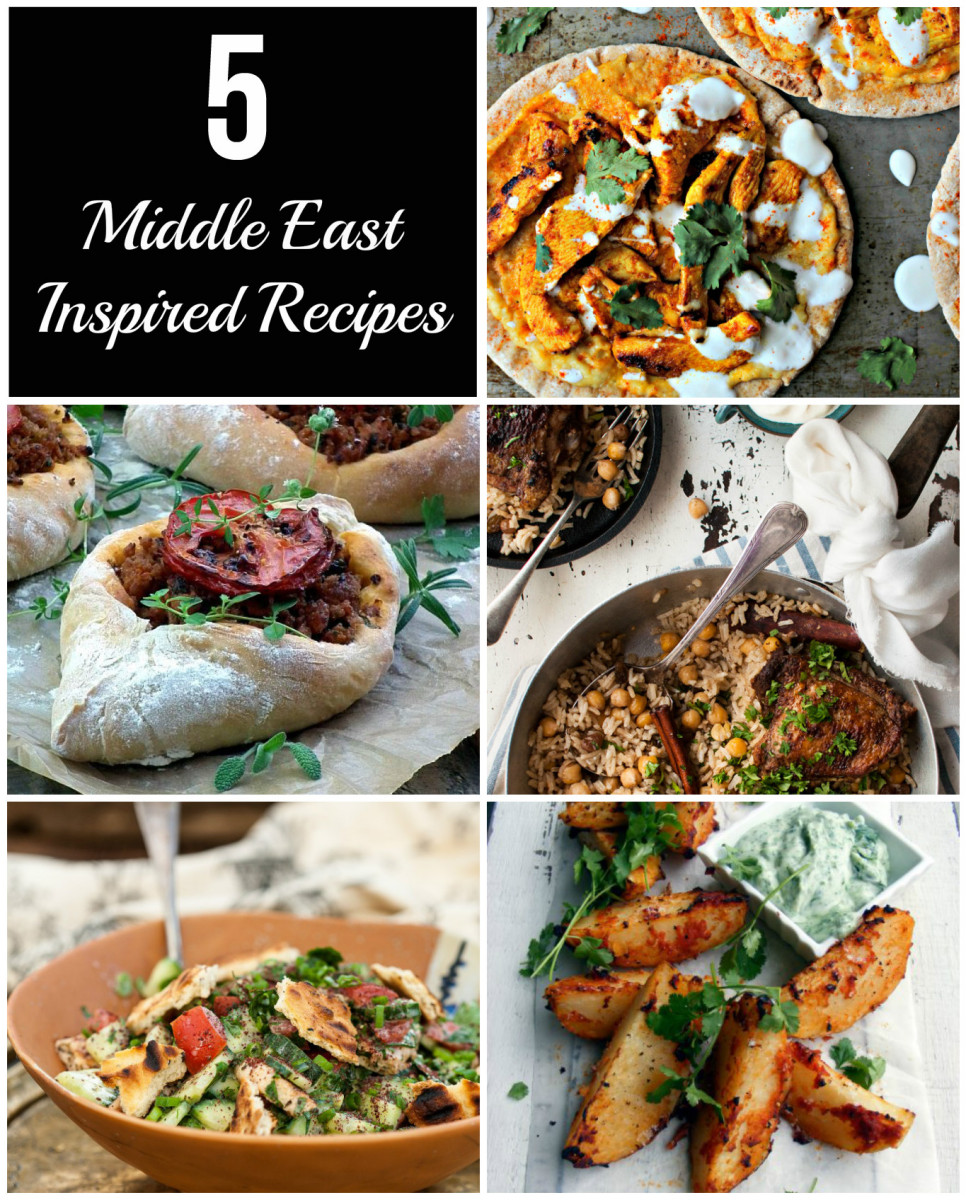 Middle East recipe inspiration