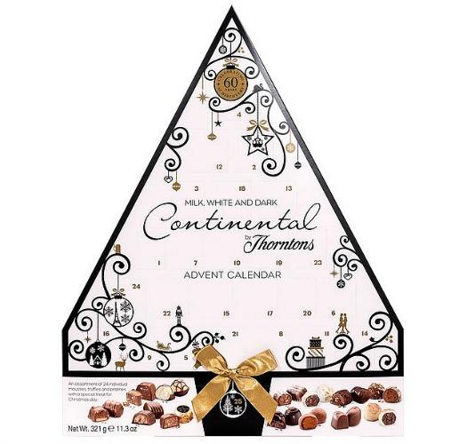 Thorntons Continental Advent Calendar