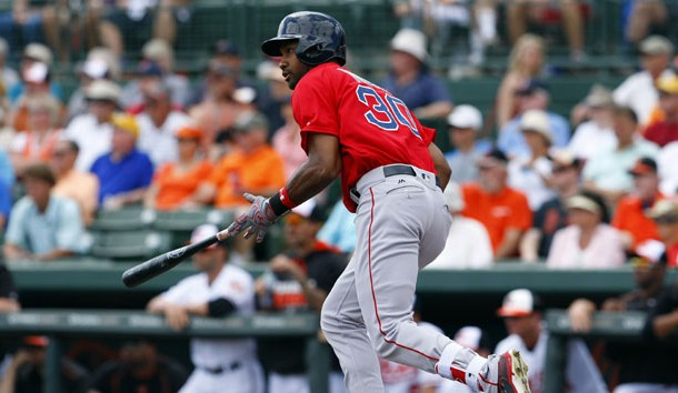 Spring Training Scores Young Homers For Red Sox Lindy's Sports