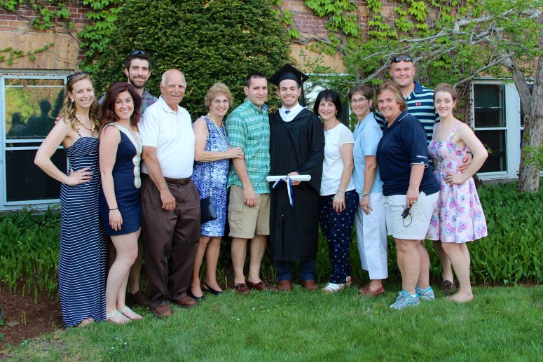 Anthony's Graduation