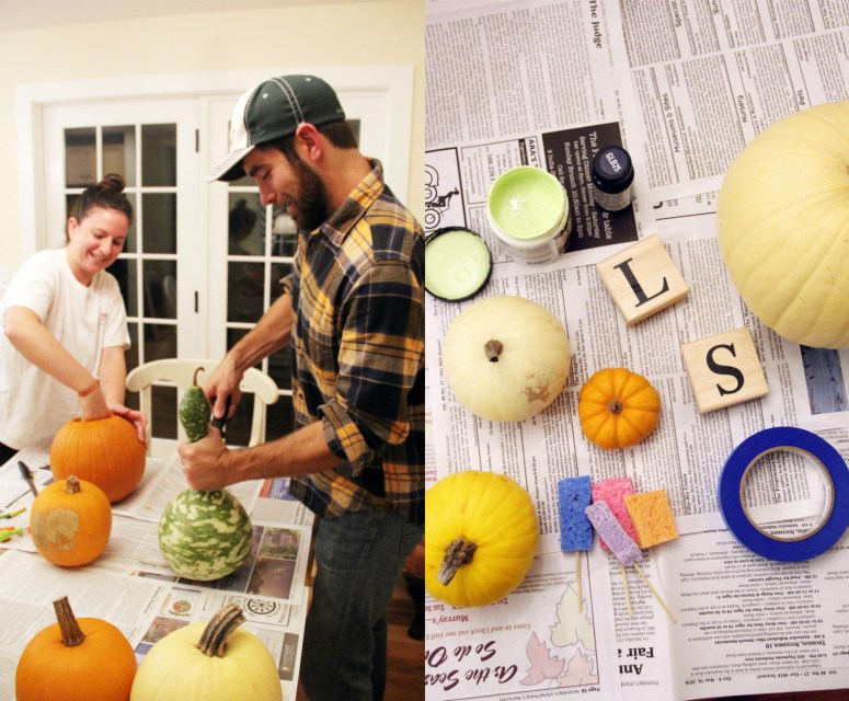 pumpkin carving - lindzlook.com