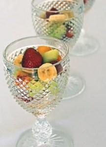 Salada de fruta fresca