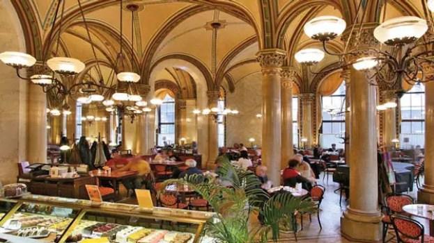 Café central.Wien