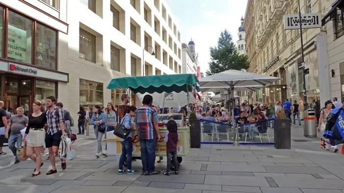 Kartner Strasse Wien