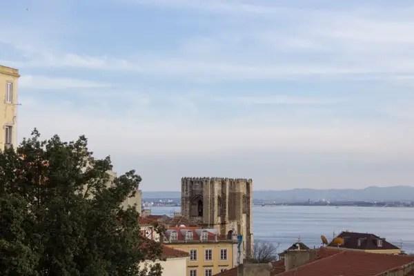 Terrasse Elevador do Castelo