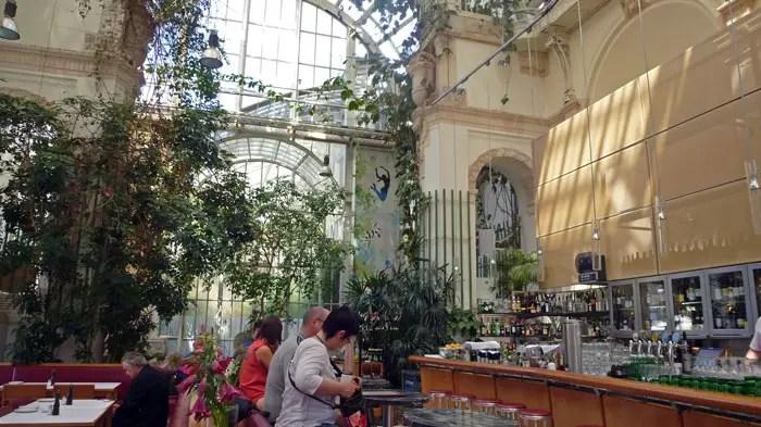 Café du Palmenhaus, Wien