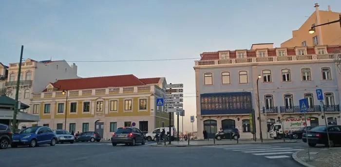 Principe Real, Lisboa