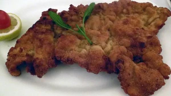 Le schnitzel viennois