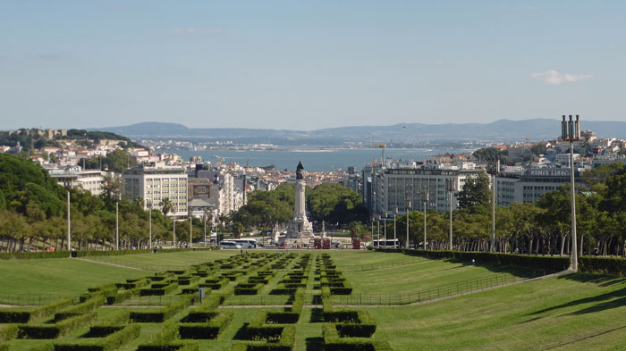 Parque Edouard VII