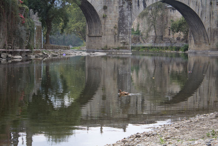 Sous le pont d'Amarante, Trá-os-Montes