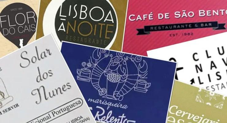 Mes restaurants de Lisbonne 2017