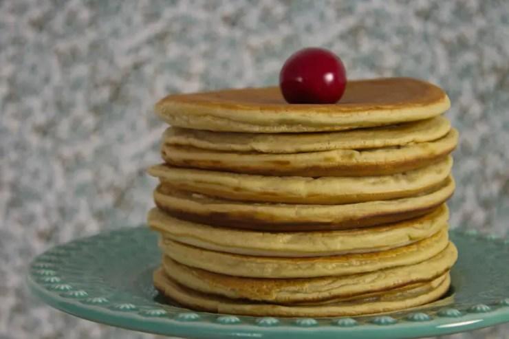 Pancakes recette américaine