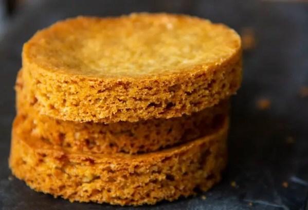 Sablés bretons pour tartelettes