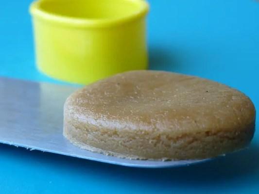 Biscuit au sucre de coco
