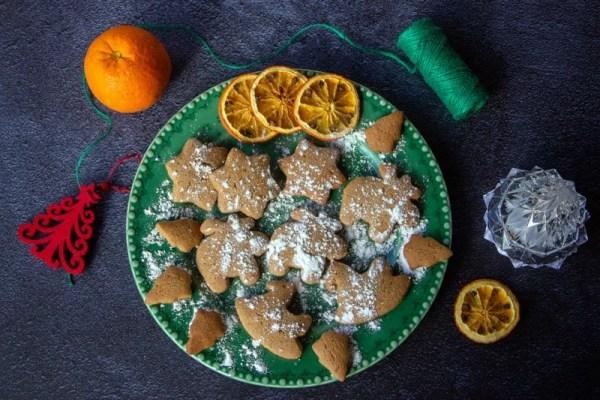 Mes biscuits rustiques en pain d'épices