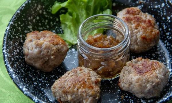 Polpette : Boulettes de viande à l'italienne