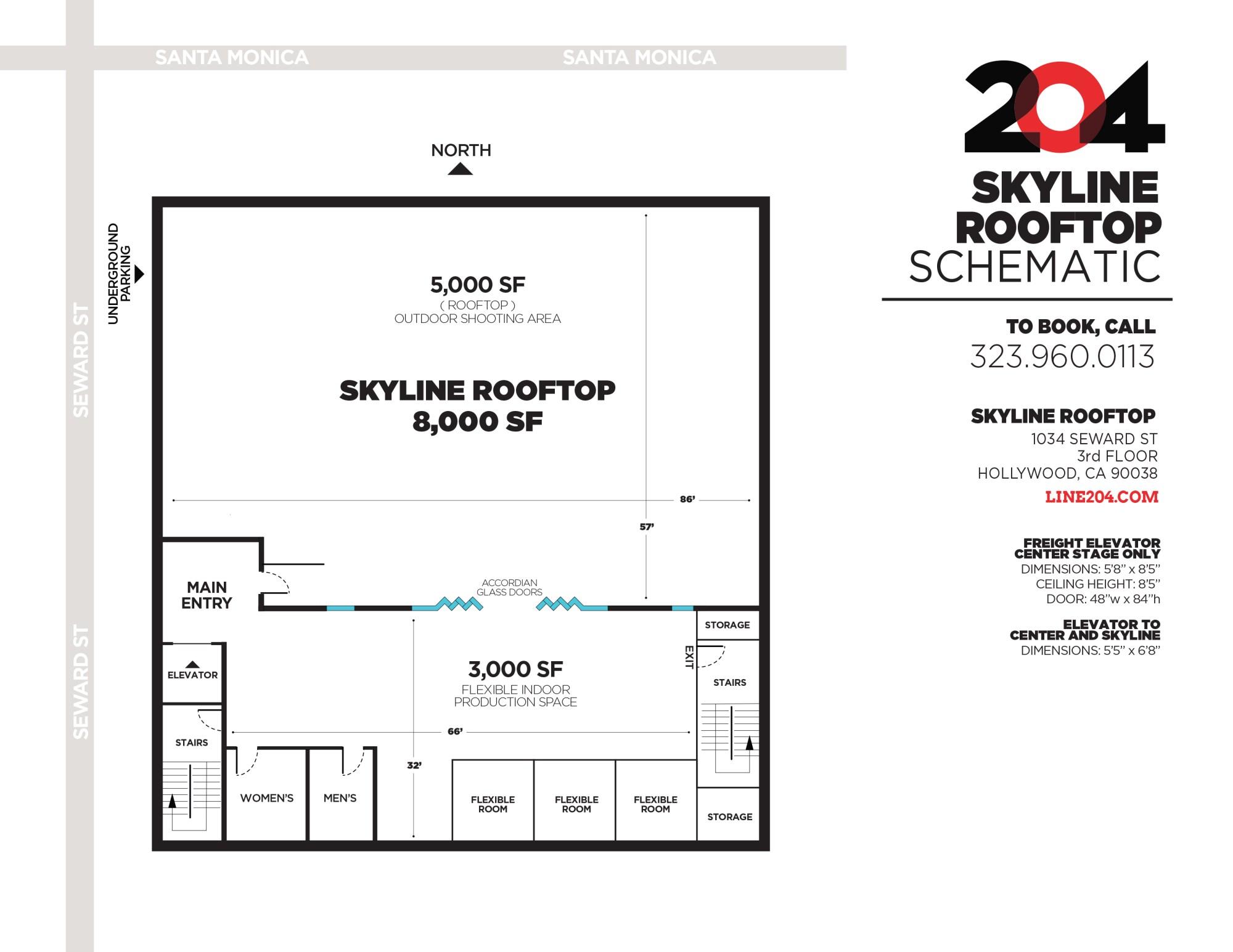 hight resolution of skyline schematics