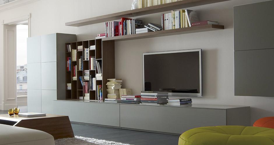 BookLook by Ligne Roset  Modern Shelving Units  Linea Inc Modern Furniture Los Angeles