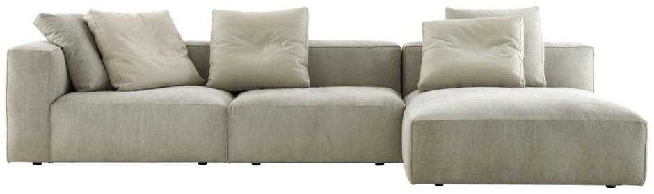nils sofa set by ligne roset modern sofas los angeles