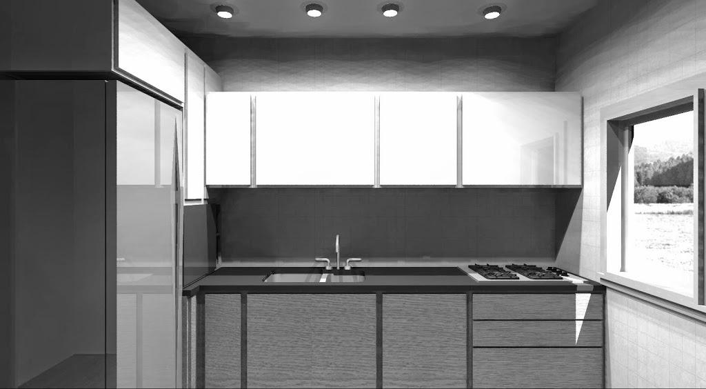 Tra i mobili posti su due pareti frontali bisogna sempre lasciare almeno una larghezza di 120 cm cioè lo spazio idoneo per. Come Arredare Il Cucinino Lineatre Kucita Gli Esperti Dell Arredamento
