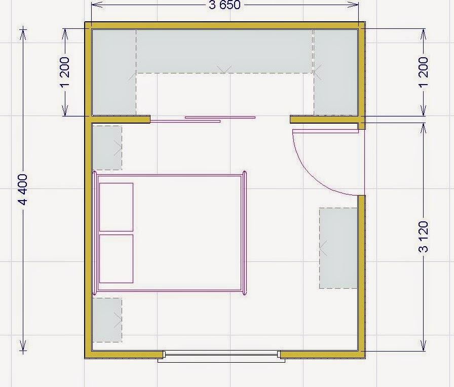 Progettare una cabina armadio archivi lineatre kucita for Progettare una camera da letto