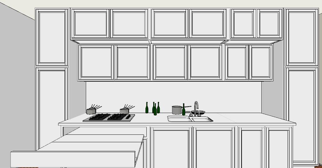 Modificare una cucina componibile  Ricette popolari sito