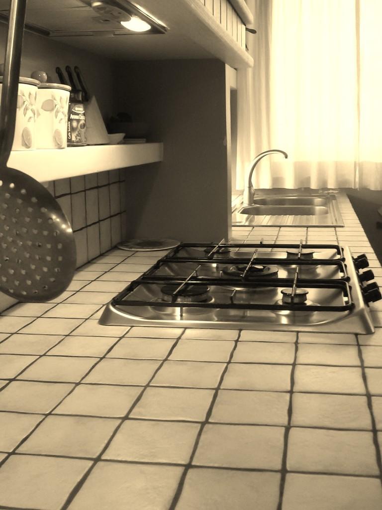 Quale top per la cucina Il piano piastrellato  lineatre  kucita  gli esperti dellarredamento