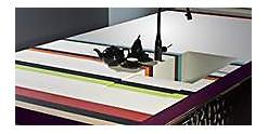 Cucina di Regba, fiera Casa, 2009, Tel Aviv, progetto di C.B. Chernobilski Group; foto Regba