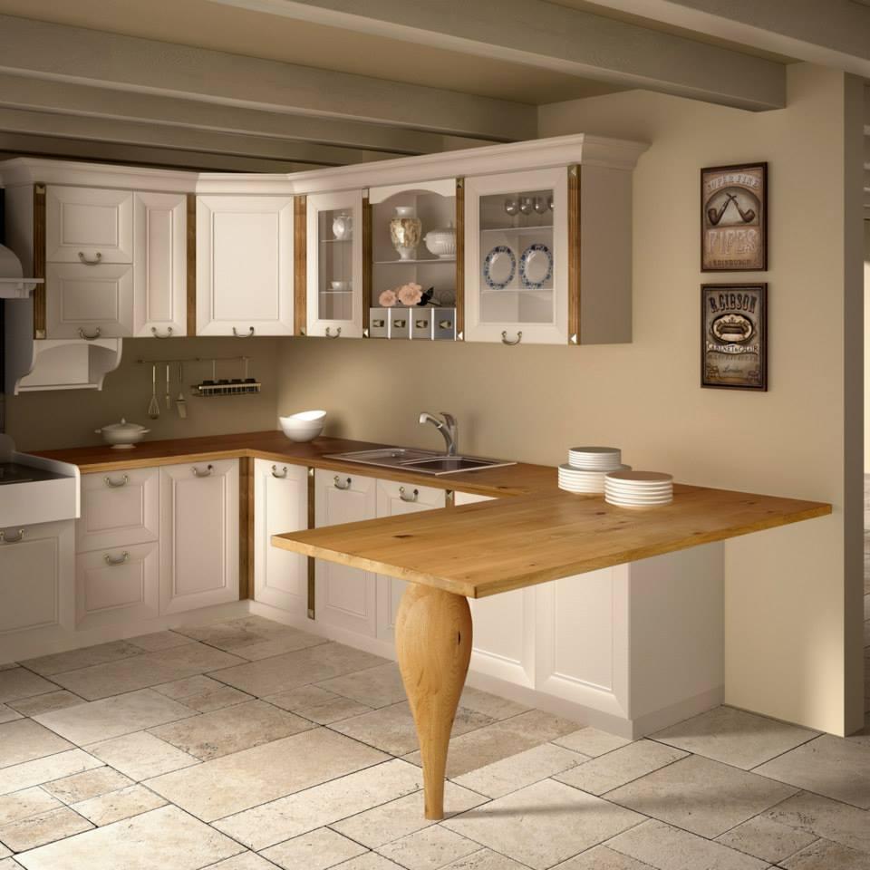 Quale Top In Cucina Il Piano In Legno Lineatre Kucita Gli Esperti Dell Arredamento