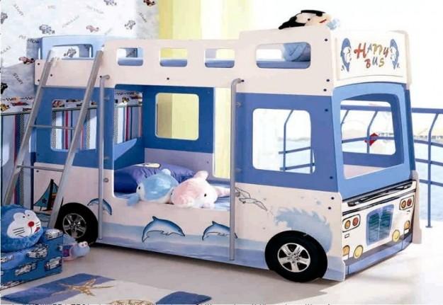 letto-a-castello-bus