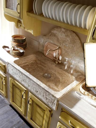Il lavello in cucina  lineatre  kucita  gli esperti