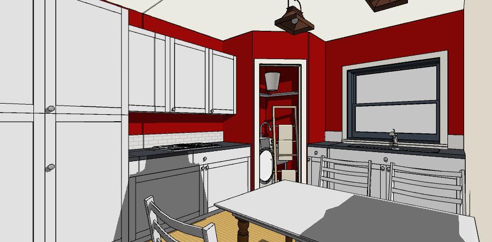 Scopri come realizzare con facilit un ripostiglio in cucina