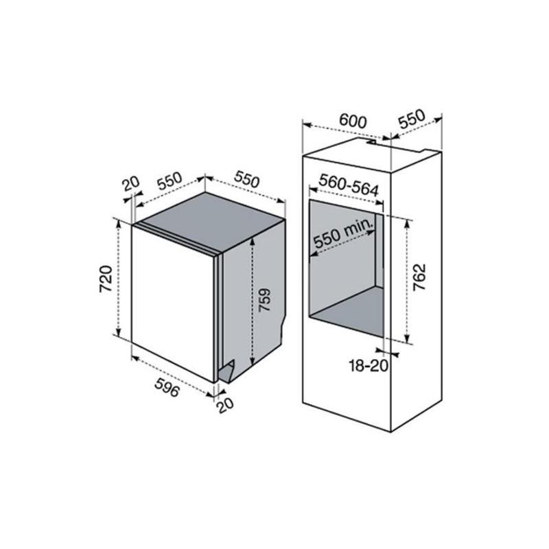 Electrolux Rex TTC1004  Lineadaincassoit