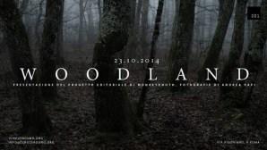 Monkeyphoto presenta la fanzine Woodland, un progetto fotografico di Andrea Papi